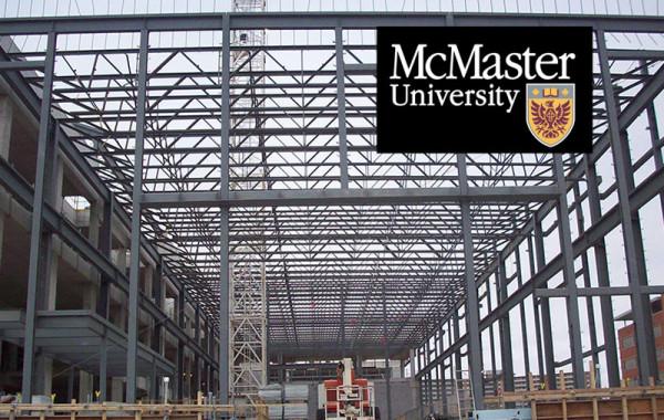 McMaster University STR Steel