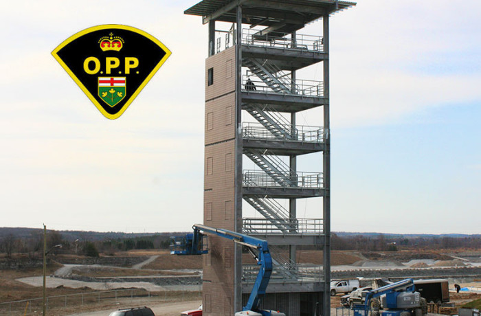 OPP Steel Repel Tower