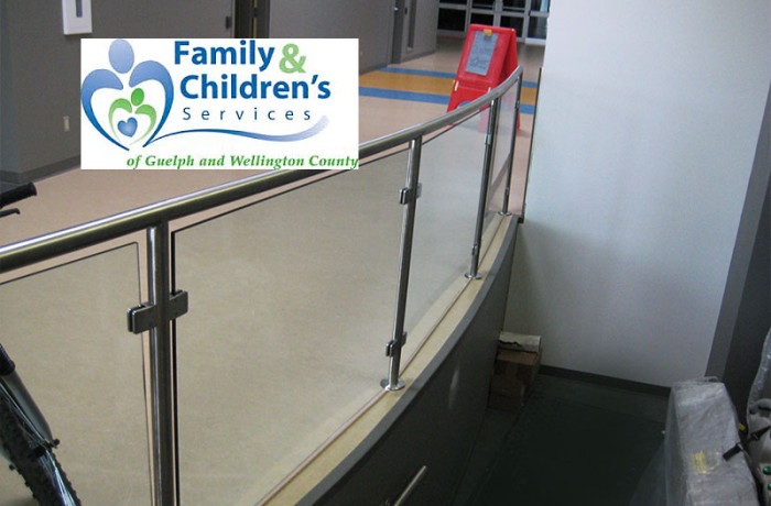 FACS Custom Railing