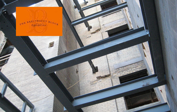 Breithaupt Block Structural Steel