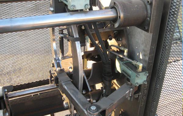 Vineland Mfg Steel Press