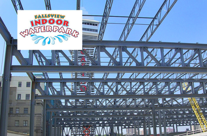 Waterpark Structural Steel